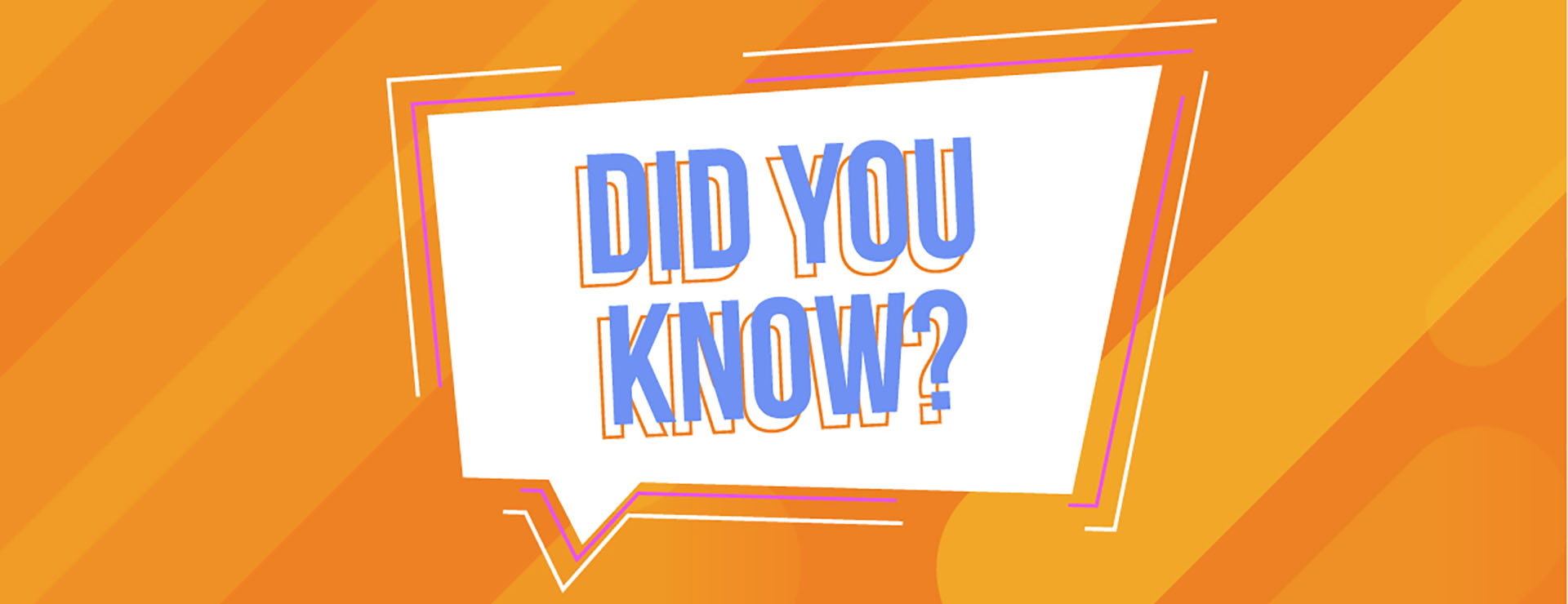 Did You Know - Resources - The Maynard 4 Foundation - 2