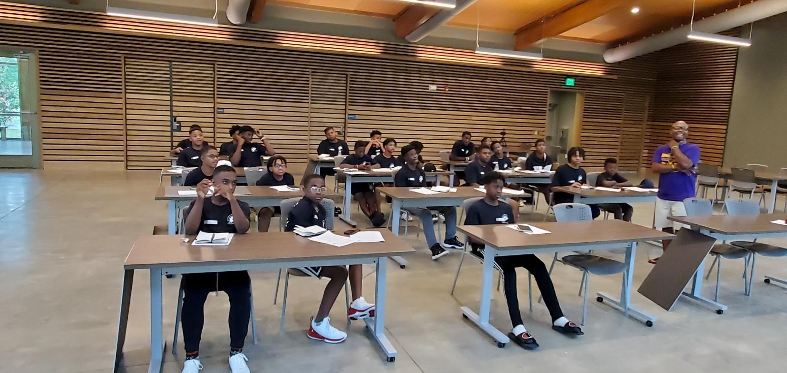 2021 Boys Leadership Institute - The Maynard 4 Foundation 02