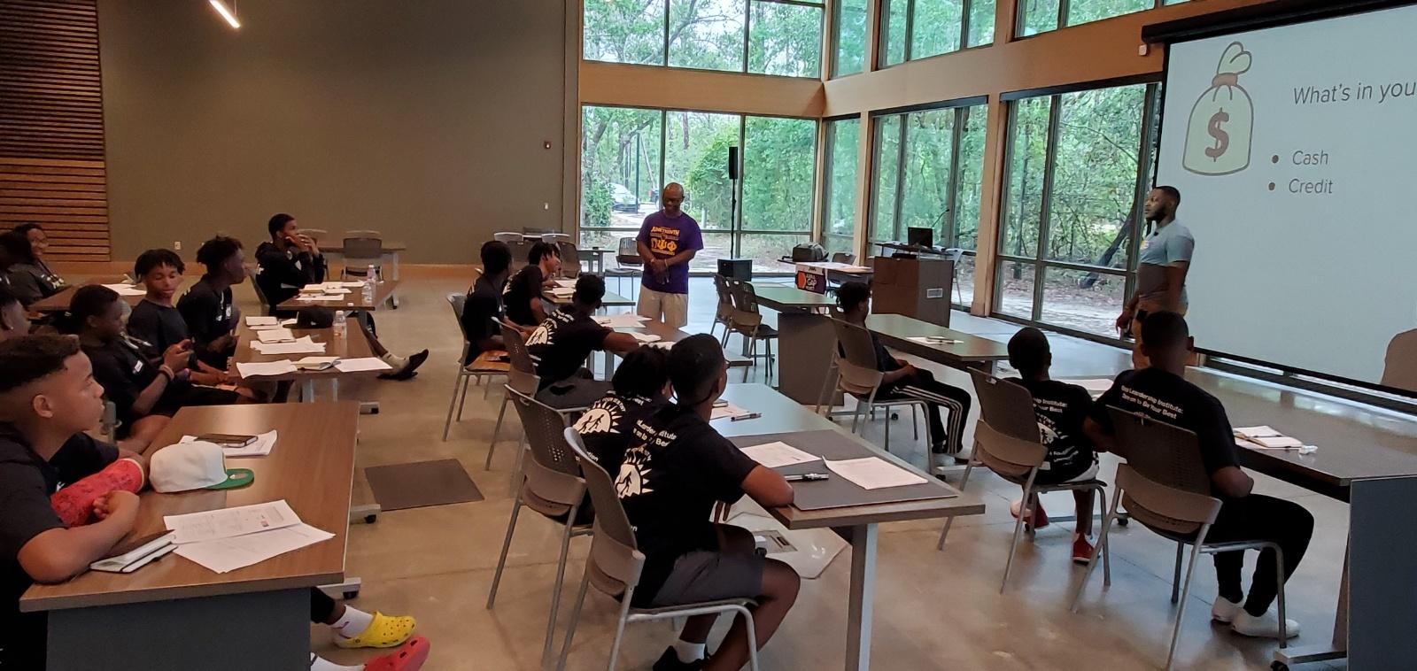 2021 Boys Leadership Institute - The Maynard 4 Foundation 05