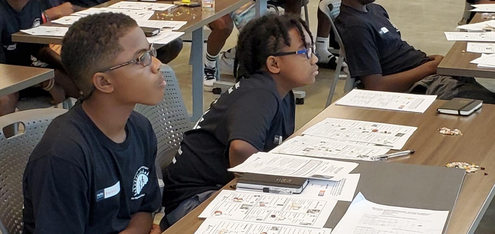 2021 Boys Leadership Institute - The Maynard 4 Foundation 06
