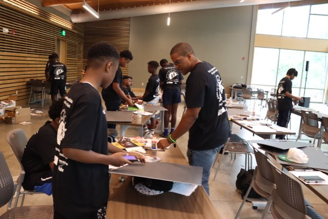 2021 Boys Leadership Institute - The Maynard 4 Foundation 09