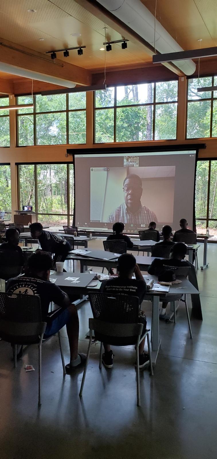 2021 Boys Leadership Institute - The Maynard 4 Foundation 14