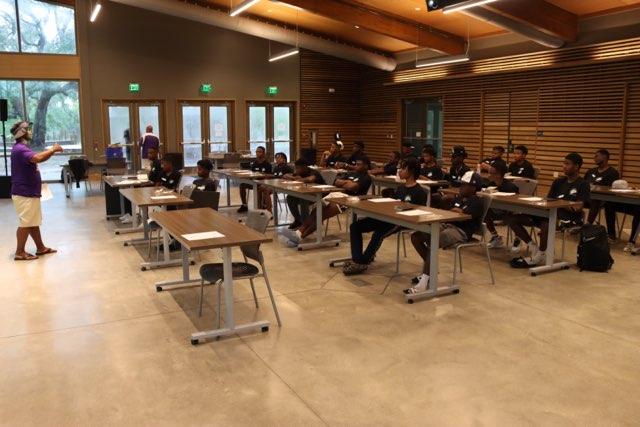 2021 Boys Leadership Institute - The Maynard 4 Foundation 16
