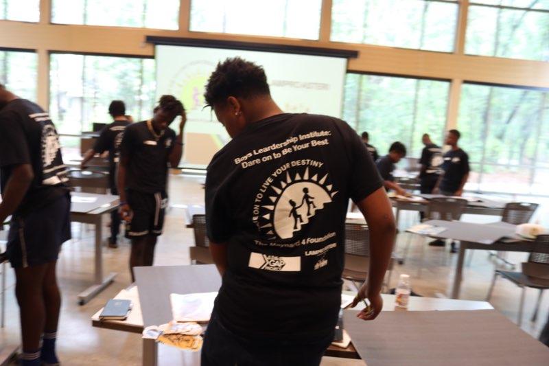 2021 Boys Leadership Institute - The Maynard 4 Foundation 19
