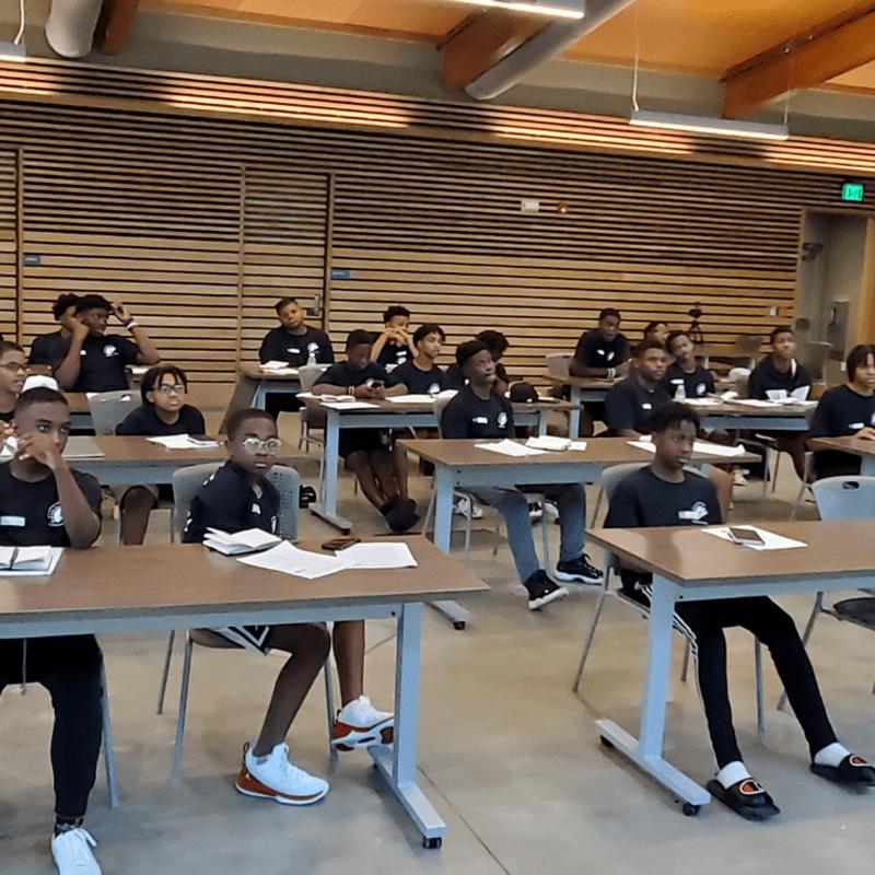 Boys Leadership Institute - The Maynard 4 Foundation - Blurb Image copy